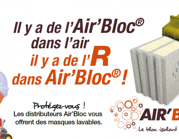 Masques Air'Bloc